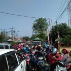 Kemacetan Jalur Pantura Banyuwangi - Situbondo