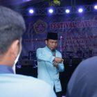 Anggota MPR RI Tegur Asisten Walikota Jakarta Timur di Festival Layur