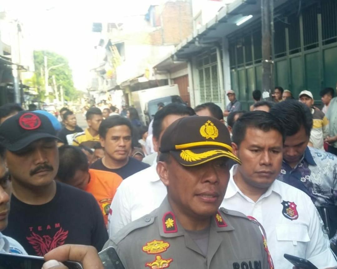 Pasca Tawuran Antar Geng DPO, 3 Bandar Dibekuk Polsek Tambora