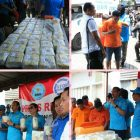 BNN Gagalkan Penyelundupan 50 Kg Narkotika Jenis Sabu