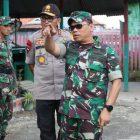 Kabupaten Deiyai Gelar PSU, Pangdam dan Kapolda Tinjau Langsung Kelokasi