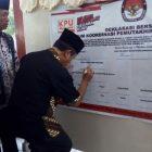 PPK Deklarasikan Forum Koordinasi Pemuktahiran Daftar Pemilih