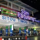 Bandara Sam Ratulangi Masih Terkendali Meski Gunung Soputan Meletus