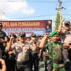 Tiga Jenderal Apresiasi Sinergitas TNI Polri di Kabupaten Banyuwangi
