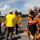 Tommy Soeharto Datangi Papua Untuk Tingkatkan Ekonomi Rakyat