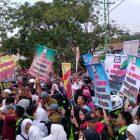 Masyarakat Brebes Selatan Demo Menuntut Pemekaran