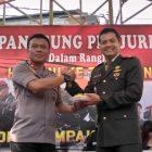Gelar Panggung Prajurit Dalam Rangka HUT TNI Ke 73 Tahun