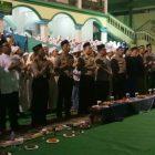 Polsek Kebon Jeruk dan Ponpes Asshiddiqiyah Gelar Doa Bersama