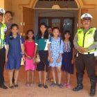 Polres Polman Lakukan Patroli Dialogis dan Pengamanan Gereja