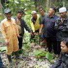 Lembaga Masyarakat Desa Hutan (LMDH) Mengadu ke LSM Gerbang