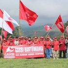 Garbi Banyuwangi Dideklarasikan di Wisata Kawah Ijen