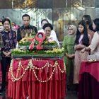 Jokowi: Selamat Ulang Tahun Megawati Soekarnoputri Ke-70 Plus 1 Plus 1