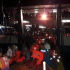 KMP Prathita IV Kandas di Perairan Pelabuhan Gilimanuk