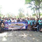 PWS Peduli Lingkungan, Bersihkan Kawasan Wisata Pulau Merah