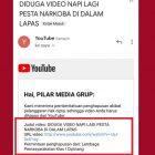 Diblokir Youtube, Lapas Cipinang Diduga Akui Hak Cipta Video Napi Pesta Narkoba