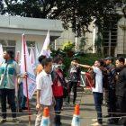 Massa Aksi Bela Rakyat Gorontalo Utara Geruduk Kantor PT Toba Bara