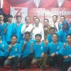Ketua KNPI Jakarta Utara Bertandang ke Karang Taruna Lagoa