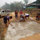 Apbdes Tumbang Puroh Genjot Pembangunan Infrastruktur