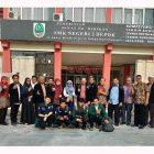 Teknik Elektro UNJ Bina SMKN 2 Depok Dengan Pelatihan Teknologi