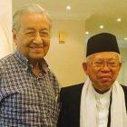 Pelantikan Jokowi Makruf Akan Dihadiri Pemimpin Tertua di Dunia