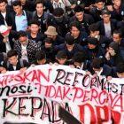 Aliansi Rakyat Nyatakan Mosi Tidak Percaya Pemerintah dan DPR