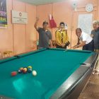 Cabor Biliar Kapuas Jaring Atlit Lewat Tournament Nine Ball 2019
