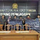 Keluarga Korban Tenggelamnya Kapal MV Nur Allya Datangi Komnas HAM