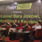 Ubedilah Badrun: Kabinet Jokowi Jilid II Akomodatif Namun Tantangannya Berat