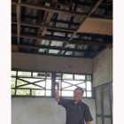 Bangunan SDN 3 Terusan Makmur Kabupaten Kapuas Rusak Berat