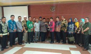 DPRD HSU Kaji Perda Walet dan Penyertaan Modal PDAM di Kapuas