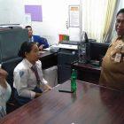 Sejumlah Siswa Magang di Sekretariat Dewan Kapuas
