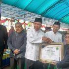 Bupati Boalemo Resmikan Pondok Pesantren Modern Darul Madinah Wonosari