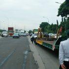 Sudin Dishub Jakarta Utara Gelar Operasi Lintas Jaya