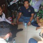 Kepala Sudin LH Jakarta Utara Kujungi Korban Kecelakaan di Semper Barat