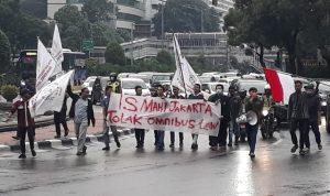 Ismahi Jakarta: Tolak RUU Cipta Kerja, Jangan Mau Dijadikan Budak di Negeri Sendiri