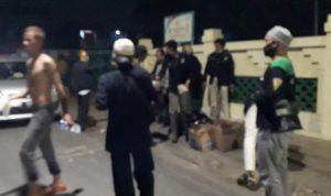 GPI Berbagi Sahur Nasi Halal di Warakas, Lawan Nasi Anjing