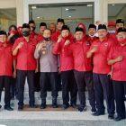 Kader DPC PDI Perjuangan Banyuwangi Datangi Polresta