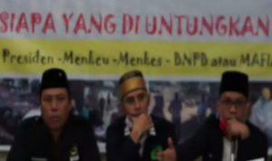 Dugaan Korupsi Dana Covid-19, LBH PP GPI Desak DPR Bentuk Pansus