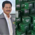 Mantan Direktur Koin NU LAZISNU Lampung Andy Warisno Akan Didemo 200 Anggota UMKM Athariz Gemilang