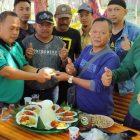 Wartawan Sritanjung Banyuwangi Peringati HUT RI Ke-75 dan Tasyakuran