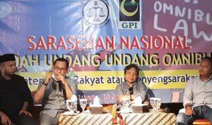 LBH GPI Sebut Omnibus Law Tak Cabut Hak Cuti Buruh