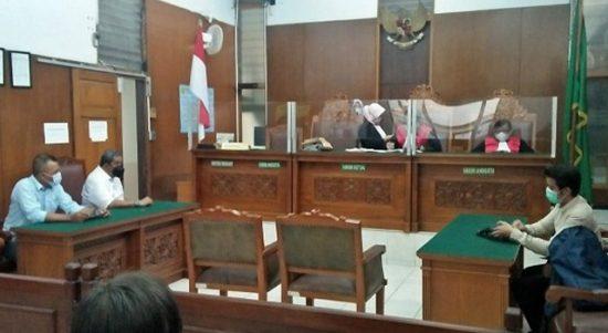Sidang Dugaan Penggelapan Dokumen Berharga Pemilik Kapal Ikan Asal Pati Kembali Ditunda