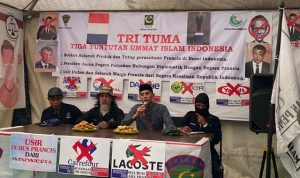 Ketua Umum PP GPI Sampaikan Tri Tuma Kepada Presiden Jokowi