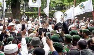 PW GPI Minta Polda Metro Jaya Bebaskan Kader GPI Yang Ditahan Saat Aksi 1812