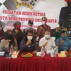 Anggota DPRD DKI Fraksi Gerindra Berencana Membenahi Kali Kresek