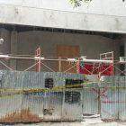 Bangunan Lantai 4 di Kelapa Gading, Dibongkar Dibangun Kembali, Di-Police Line Masih Berkegiatan