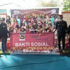 GPI Berbagai Paket Sembako Dengan Anak Jalanan dan Masyarakat Marginal Jakarta