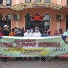 FKDM Cilincing Gelar Jumat Bersih di Masjid Miftahul Jannah Kali Baru