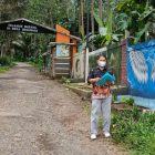 Pemdes Bulusari Banyuwangi Diduga Bangun Gapuro Serobot Tanah Warga