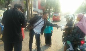 H.Syamsudin Kasi Syariah Kementrian Agama Jakarta Utara (16/4/2021)